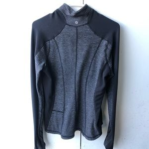 Lululemon Half Zip Long sleeve